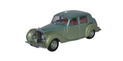 OXFORD 1/43scale ベントレー MK VI Balmoral Green Ice Green Blue [No.OXBN6002]