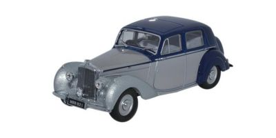 OXFORD 1/43scale Bentley MkVI Midnight Blue / Gray shell  [No.OXBN6004]