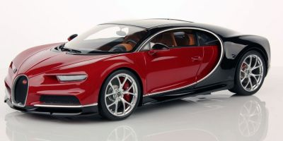 MR Collection 1/18scale Bugatti Shillong Nocturne/Italian Red  [No.BUG06B]