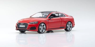 Bburago 1/24scale Audi RS5 Coupe (Red)  [No.BUR21090R]