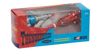 CORGI Nonscale Thunderbird TB1 & TB3 set  [No.CGCC00901]