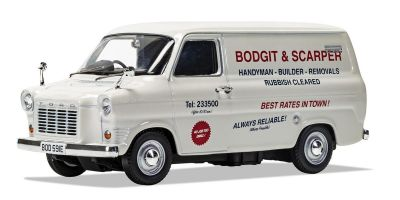 "CORGI 1/43scale Ford Transit Mk1 ""Bodgit and Scarper""  [No.CGCC02722]"