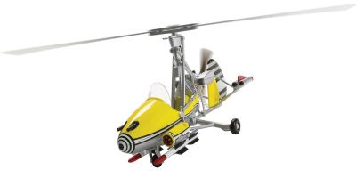 "CORGI 1/36scale Gyrocopter ""Little Nellie"" 007 James Bond ""You Only Live Twice""  [No.CGCC04603]"