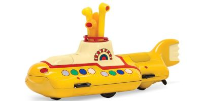 CORGI Yellow Submarine (The Beatles)  [No.CGCC05401]