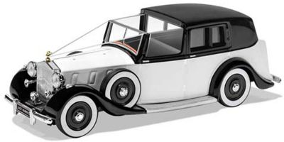 CORGI 1/36scale Wedding Car Rolls Royce  [No.CGCC06806]