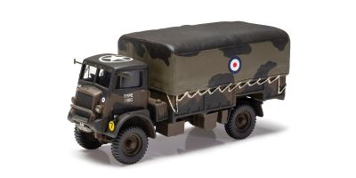 CORGI 1/50scale Bedford QLD 4x4 Cargo Truck # 105220 RAF 2nd Tactical Air Force 84 Gr Normandy June 6, 1944  [No.CGCC60309]