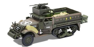 CORGI 1/50scale M3 A1 Half-track'DARING '41st Armored Infantry Regiment 2nd Armored Division France August 31, 1944  [No.CGCC60418]