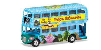 CORGI 1/64scale The Beatles London Bus'Yellow Submarine'  [No.CGCC82333]