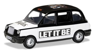 CORGI 1/36scale The Beatles London Taxi'Let it Be '  [No.CGCC85926]