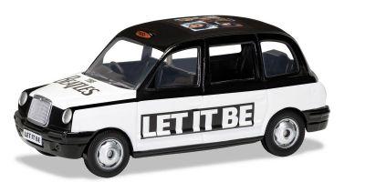 CORGI 1/36scale The Beatles London Taxi'Let it Be '  [No.CGCC85926]