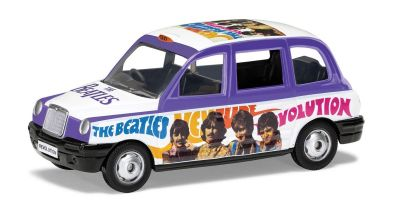 CORGI 1/36scale The Beatles London Taxi'Hey Jude '  [No.CGCC85928]