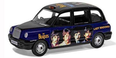 CORGI 1/36scale The Beatles London Taxi'Lady Madonna'  [No.CGCC85932]