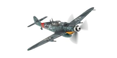 CORGI 1/72scale Messerschmitt Bf 109G-6/U2 'White 16' 1./JG301 July 1944.   [No.CGAA27108]