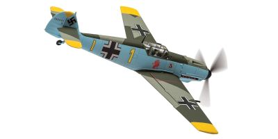 CORGI 1/72scale Messerschmitt Bf109E-4 `Yellow 1` 9./JG 26 Caffiers France August 1940  [No.CGAA28004]