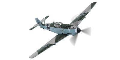 CORGI 1/72scale Messerschmitt Bf109E-4. Wilhelm Balthasar 1./JG.1 France 1940  [No.CGAA28005]
