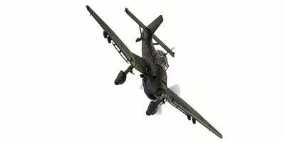 CORGI 1/72scale Junkers Ju87B-2 Stuka J9 + BL, Luftwaffe 9./StG.1, St. Pol, France November 1940  [No.CGAA32518]
