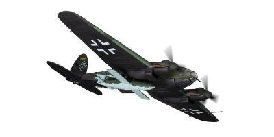 CORGI 1/72scale Heinkel He-111H-16 A1+HK 2./KG53 Air Launch V-1 Flying Bomb unit Late 1944.   [No.CGAA33716]