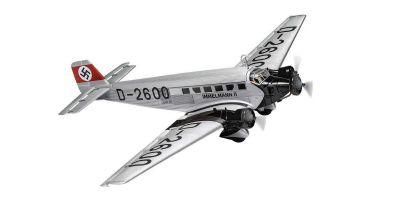CORGI 1/72scale Junkers Ju52/3m D-2600 Immelmann II Adolf Hitler's personal transport aircraft Berlin Tempelhof Airport circa 1936.   [No.CGAA36909]