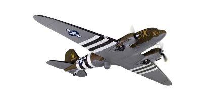 CORGI 1/72scale Douglas Dakota C-47A Skytrain 42-92847 'That's All Brother' 5th/6th June 1944 – Lead D-Day aircraft    [No.CGAA38210]