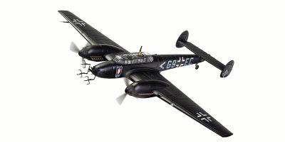 CORGI 1/72scale Messerschmitt Bf110E G9 + EC, Stab II./NJG 1, Deelen, Holland Spring 1942  [No.CGAA38508]