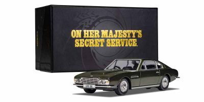 CORGI 1/36scale James Bond Aston Martin DBS'Her Majesty's 007'  [No.CGCC03804]