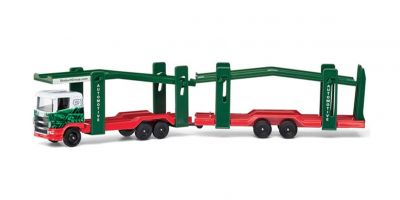 CORGI 1/64scale Eddie Stobart Car Transporter  [No.CGTY86652]