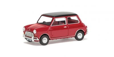 CORGI 1/43scale Mini Cooper S Tartan Red  [No.CGVA02539]