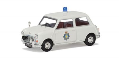 CORGI 1/43scale Austin Mini Cooper S Durham Constabulary  [No.CGVA02540]
