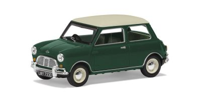 CORGI 1/43scale Austin Mini Cooper S Mk1 Almond Green  [No.CGVA02541]