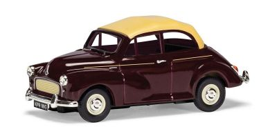 CORGI 1/43scale Morris Minor 1000 Convertible Maroon B  [No.CGVA07105]