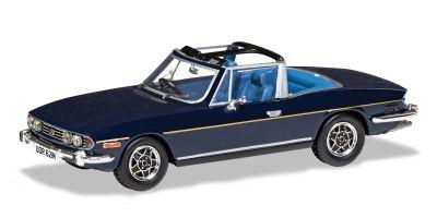 CORGI 1/43scale Triumph Stag Mk2 Sapphire Blue  [No.CGVA10112]