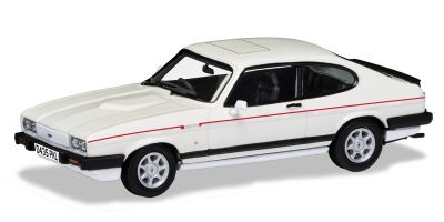 CORGI 1/43scale Ford Capri Mk3 2.8i Special Diamond White  [No.CGVA10819]