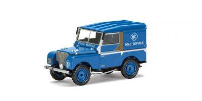 "CORGI 1/43scale Land Rover Series 1 80"" RAC Road Service Vehicle  [No.CGVA11116]"