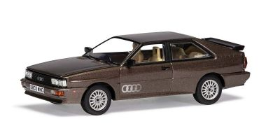 CORGI 1/43scale Audi quattro Sable Brown Metallic   [No.CGVA12906]