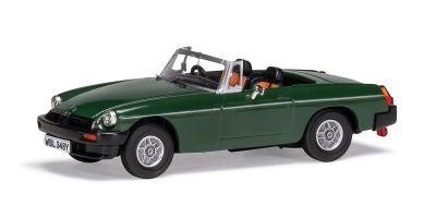 CORGI 1/43scale MGB Roadster V8 Don Hayter's car Brooklands Green   [No.CGVA13005]