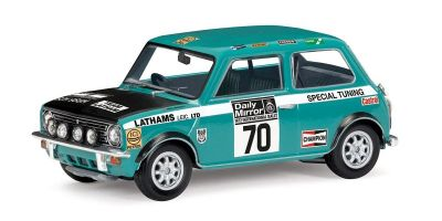 CORGI 1/43scale Mini 1275GT Special Tuning Press Launch Car Auto Car Magazine  [No.CGVA13507]