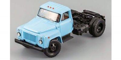 DIP MODELS 1/43scale GAZ-52-06トレーラーヘッド light blue [No.DIP105206]