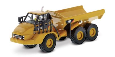 DIECAST MASTERS 1/87scale Cat 730 Articulated Truck  [No.DM85130]