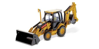 DIECAST MASTERS 1/50scale Cat 420E IT Backhoe Loader  [No.DM85143]