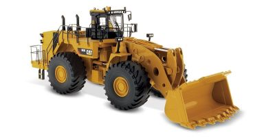 DIECAST MASTERS 1/50scale Cat 993K Wheel Loader  [No.DM85257H]