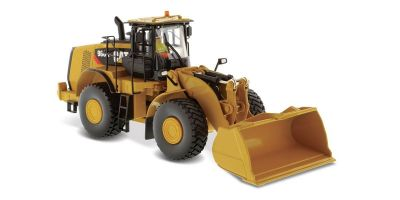 DIECAST MASTERS 1/50scale Cat 980K Wheel Loader Material Handling Configuration  [No.DM85289H]