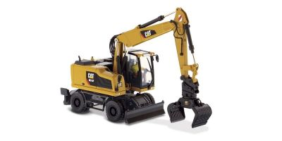 DIECAST MASTERS 1/50scale Cat M318F Wheeled Excavator  [No.DM85508H]