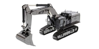 DIECAST MASTERS 1/50scale Cat 390F L Hydraulic Excavator -Gunmetal Finish  [No.DM85547]
