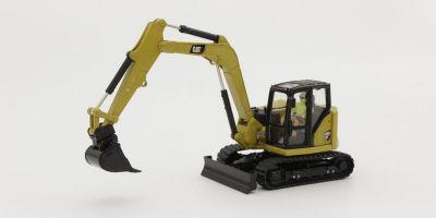 DIECAST MASTERS 1/50scale Cat 308 CR Mini Hydraulic Excavator Drill  [No.DM85596H]