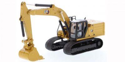 DIECAST MASTERS 1/87scale Cat 336 Hydraulic Excavator Next Generation  [No.DM85658]