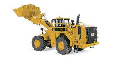 DIECAST MASTERS 1/50scale Cat 988K Wheel Loader  [No.DM85901H]