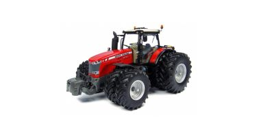 UNIVERSAL HOBBIES 1/32scale Massey Ferguson 8737 8-wheels  [No.E4284]