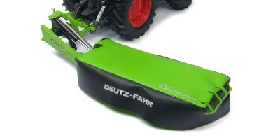 UNIVERSAL HOBBIES 1/32scale Deutz Fahr Disc Master 232  [No.E4865]