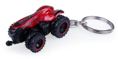 UNIVERSAL HOBBIES Case IH Autonomous Concept Vehicle Keyring  [No.E5830]