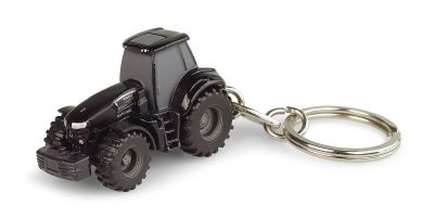 "UNIVERSAL HOBBIES scale Key Ring Deutz Fahr 9340 TTV Agrotron ""Warrior Edition""  [No.E5849]"